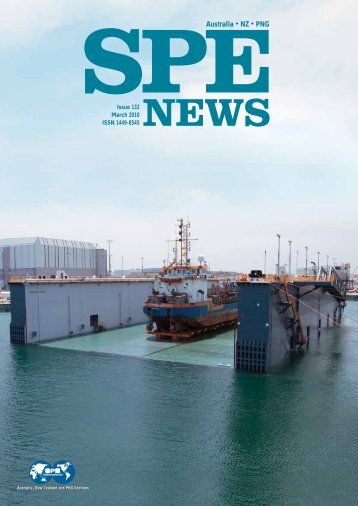 Download Issue 132 - March 2010 - SPE WA