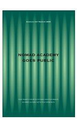 to download full program (pdf) - nomad academy