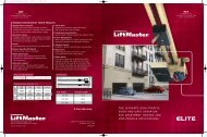 the ultimate high-traffic door and gate operator for ... - Gates N Fences