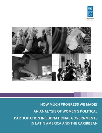 an analysis of the women in politics