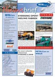 Engineering - Metalcare BV