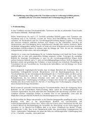 verbandsklage-tierschutzorganisationen - Albert Schweitzer Stiftung ...