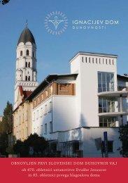 tej brošuri - Jezuiti v Sloveniji