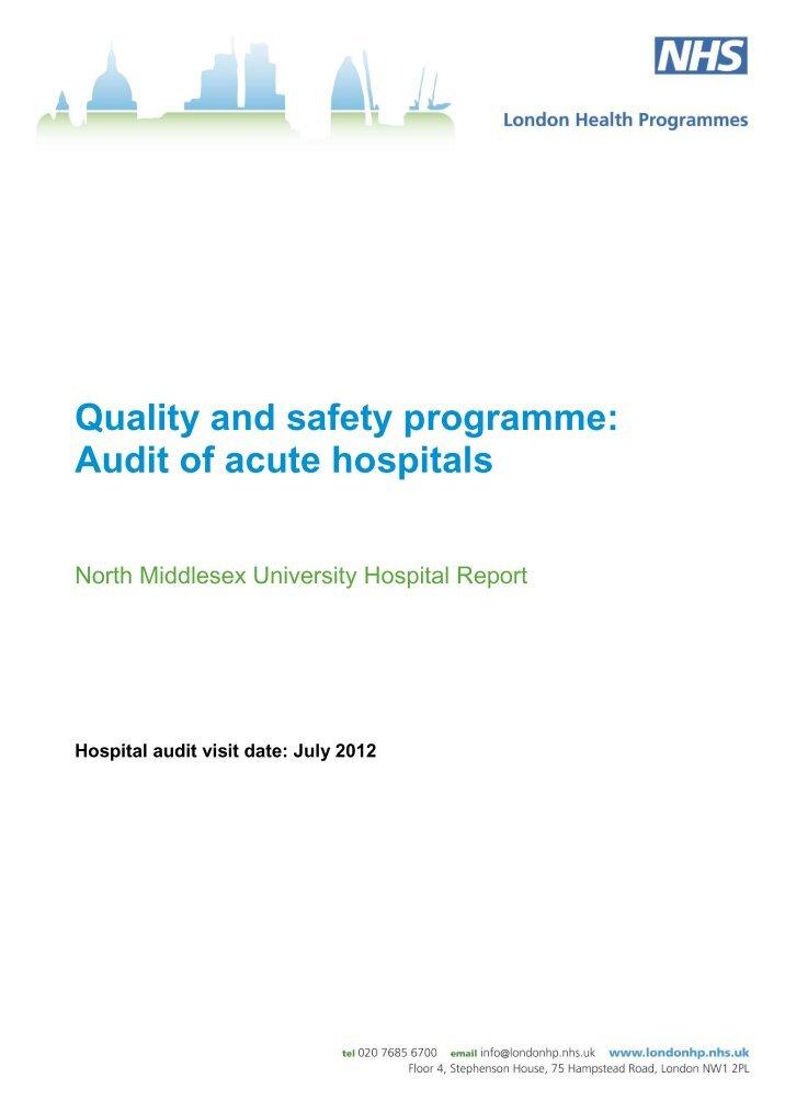 krungdhon hospital audit reports Scribd es red social de lectura y publicación más importante del mundo.