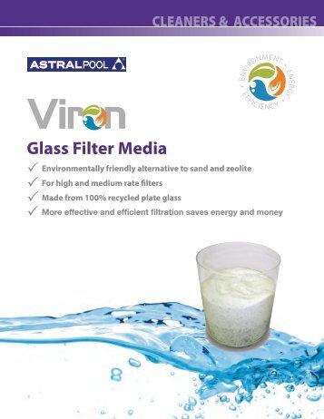 Glass Filter Media - Astral Pool USA