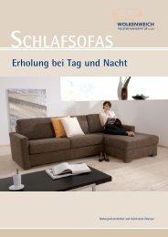 SCHLAFSOFAS - Wolkenweich