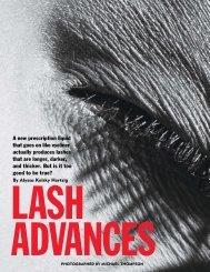 Lash Advances - Alyssa Hertzig