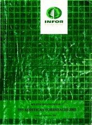 Instituto Forestal - Infor