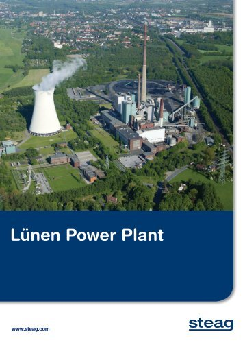 Lünen Power Plant - STEAG