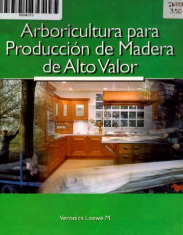 arboricultura para produccion de madera - Inicio - Infor