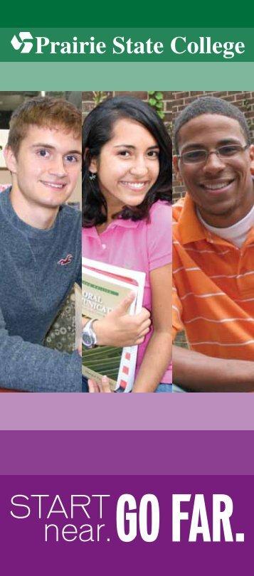 Viewbook - Prairie State College