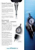 Prospekt 3-D-Taster herunterladen - Riwag Präzisionswerkzeuge AG - Seite 6