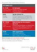 September 2011 - Stadttheater Amberg - Seite 2