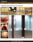 Cabines - Global Tardif Groupe manufacturier d'ascenseurs - Page 6