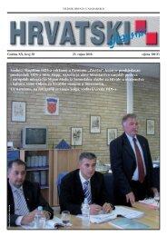 38. broj 23. rujna 2010.
