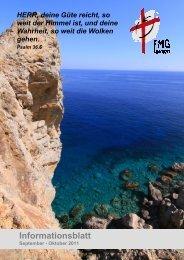 Ausgabe September / Oktober 2011 - FMG Lausen