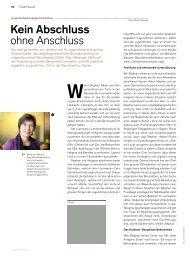 August 2011, Credit Suisse Bulletin - Lernwerk