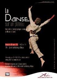 Télécharger le programme « La Danse sur un plateau 2011