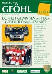 doppelt gewinnen mit der gföhler einkaufskarte - Stadtgemeinde Gföhl