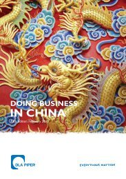 DLA Piper - Doing Business in China Book 2010.pdf - PrcLive