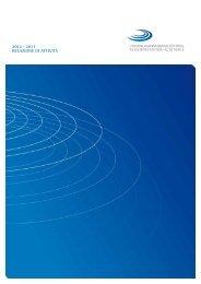 2012 • 2013 relazione di attività - Assoimprenditori Alto Adige