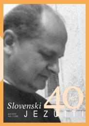 Slovenski jezuiti april 2009 - Jezuiti v Sloveniji