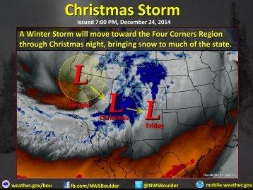 Christmas Storm