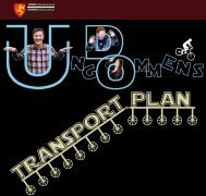Ungdommens transportplan - Troms fylkeskommune