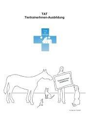 download Folder TTA - Tiere als Therapie