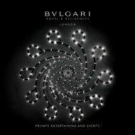 Download Brochure - Bulgari Hotels & Resorts