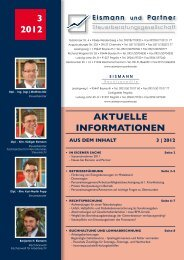 3-2012 PDF - EISMANN Rechtsanwälte