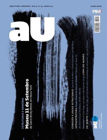 Arquitetura e Urbanismo 06 2014