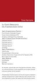 Visite ed Esami Ambulatoriali - Centro Cardiologico Monzino - Page 3