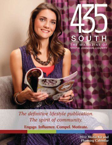 435 South - City and Regional Magazine Association