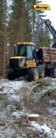 Download Eco Log 564C Forwarder Data Sheet - Scandinavian ... - Page 2