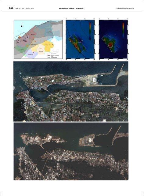Hoe ontstaan tsunami's? - Nieuw Archief voor Wiskunde