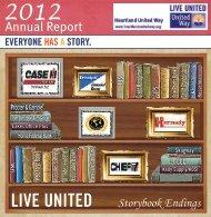 Storybook Endings LIVE UNITED - Heartland United Way