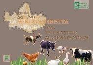 Guida alla vendita diretta in fattoria - Parco del Rio Vallone