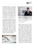 MiFID II – Pre- and post- trade transparency - QED - Page 6