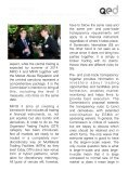 MiFID II – Pre- and post- trade transparency - QED - Page 7
