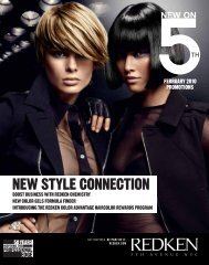 February 2010 - Redken Professional