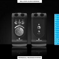 User manual - Bellman & Symfon