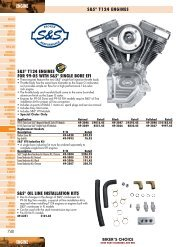 Engine - Harley-Davidson® Parts and Accessories