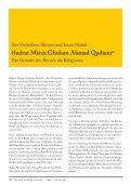 Revue der Religionen - April/August 2011 - Ahmadiyya Muslim ... - Seite 2
