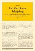 Revue der Religionen - April/August 2011 - Ahmadiyya Muslim ... - Seite 6