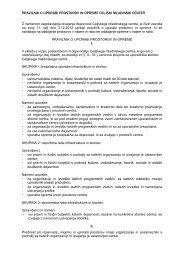 Pravilnik o uporabi prostorov in opreme 2013 - Celjski Mladinski ...