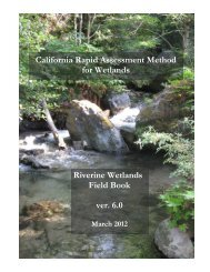 2012-03-27_CRAM Field Book Riverine