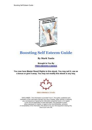 Boosting Self Esteem Guide - Mompreneur Asia