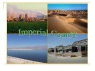 Imperial Regional Center Investment Immigration P