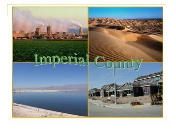 Imperial Regional Center Investment Immigration P